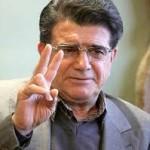 سید فرید موسوی نماینده تهران در مجلس:  دلم برای ربنای استاد شجریان تنگ شده/ به تغییر سیاستهای تلویزیون امیدواریم