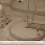 صدای سنگ تنها آسیاب آبی قدیمی استان در خوانسار همچنان شنیده می شود/ تصاویر