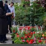 دهمین نمایشگاه بینالمللی گل و گیاه مشهد افتتاح شد