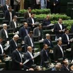 حاشیههایی از مراسم افتتاحیه پارلمان؛فرش قرمز زیر پای منتخبان/ گلایه رییس موقت از قرار گرفتن نامش در آخر لیست +تصاویر