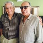 گفتوگوی اختصاصی   بیش از نیمقرن دوستی «عباس کیارستمی» با  همشهری فرزانه  دکترمرتضی کاخی